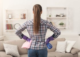 The Basic Rules of Tidying Room by Room