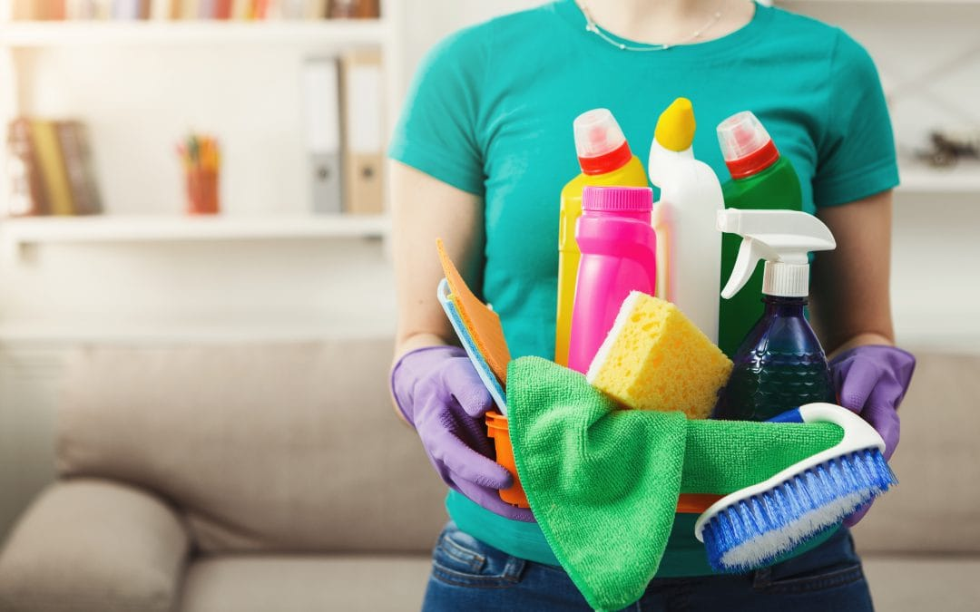 How to Keep Your 2019 Resolution for Tidy House Cleaning