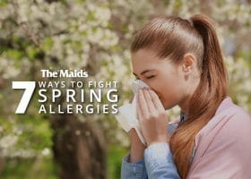 7 Ways To Fight Spring Allergies