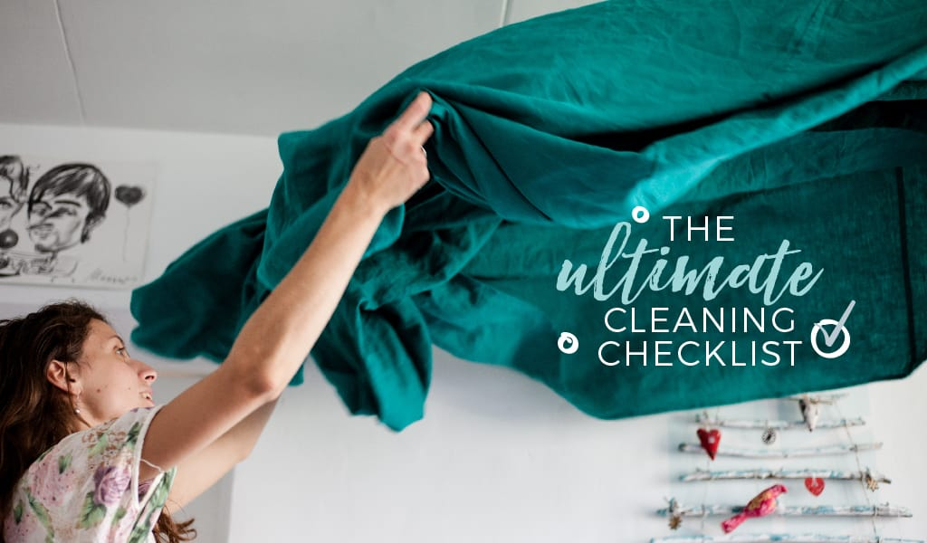 The Ultimate Cleaning Checklist