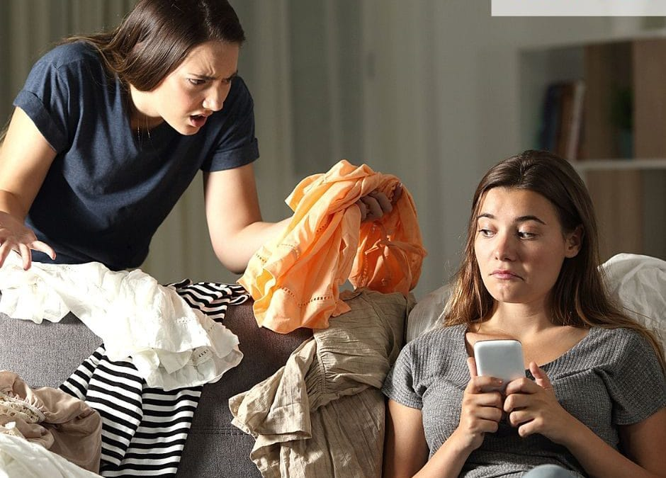 10 Ways to Get Your Teen to Clean Without a Civil War!