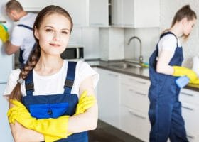 Cleaning Jobs Can Lead to a Whole New Career