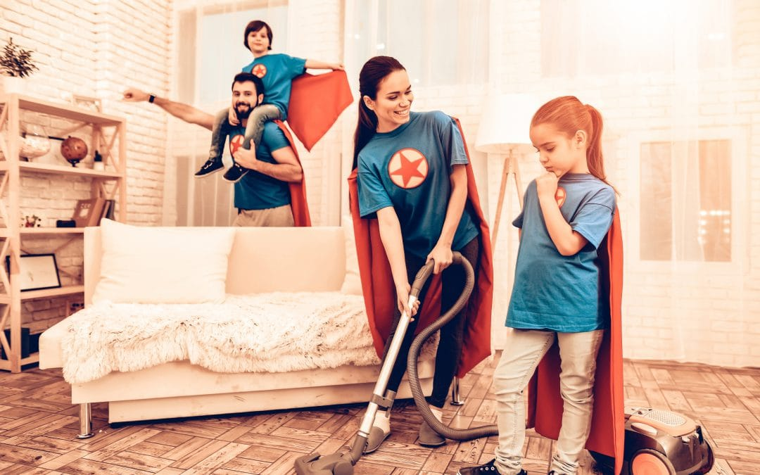 Make Housekeeping Fun With These Handy Tips