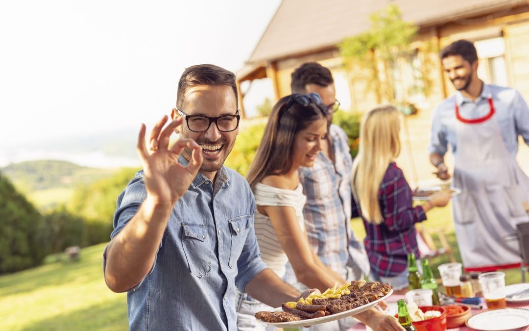 Backyard Party Preparation for Easy Cleanup