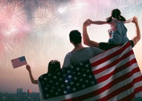 Protect Your Patio and Driveway From 4th of July Fireworks