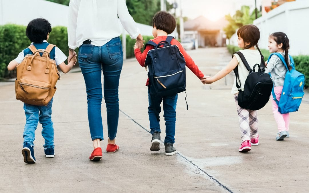 Getting Your Family and Home Back-to-School Ready