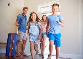 Let The Maids Tackle Cleaning Your Summer Rental!