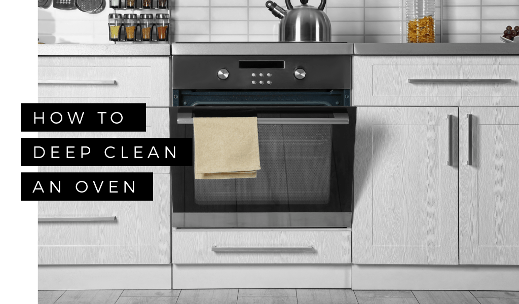 How to Clean an Oven Using Natural Ingredients