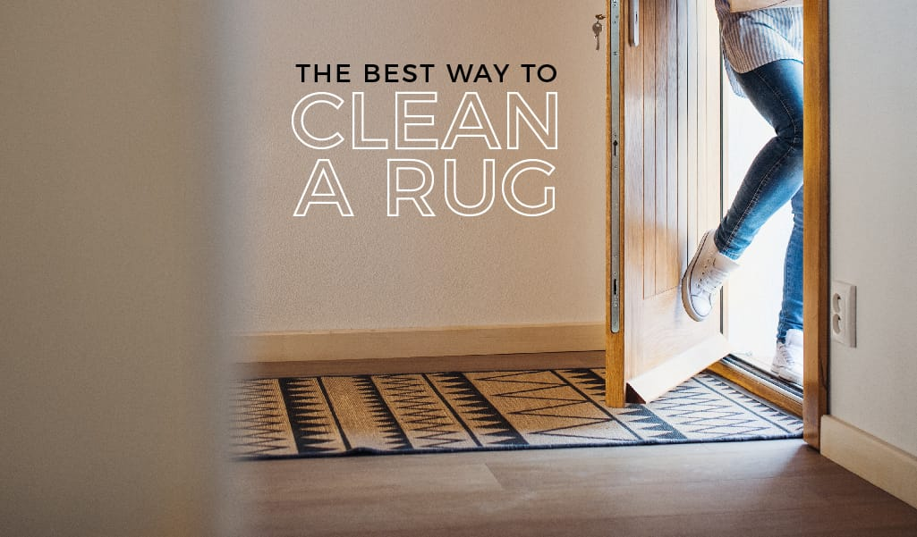 The Best Way To Clean A Rug