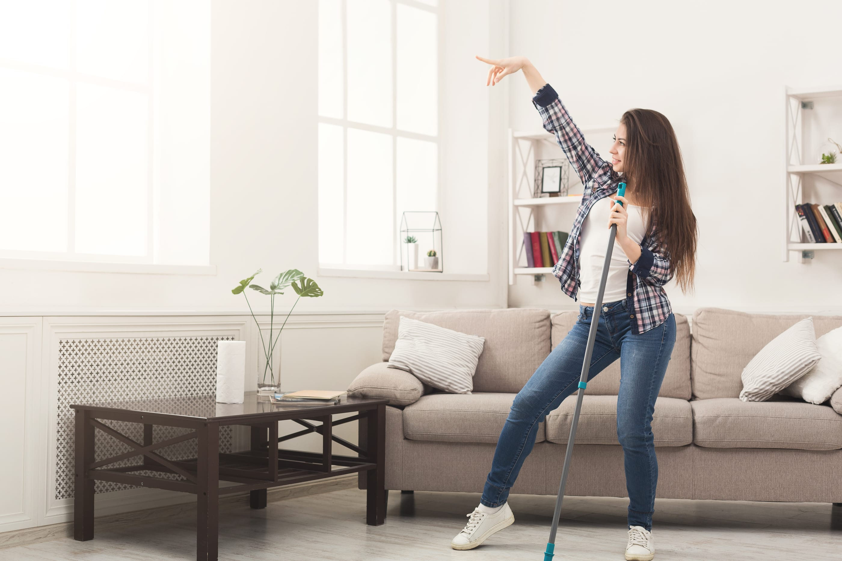20 Songs to Pump You Up for Cleaning Your Home