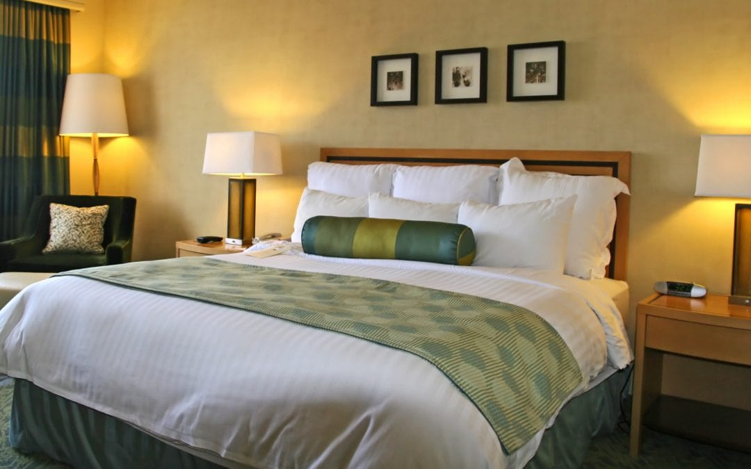 Is Your Hotel Room Really Clean?