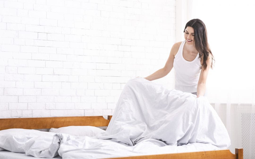 Can Making Your Bed Every Day Change Your Life?