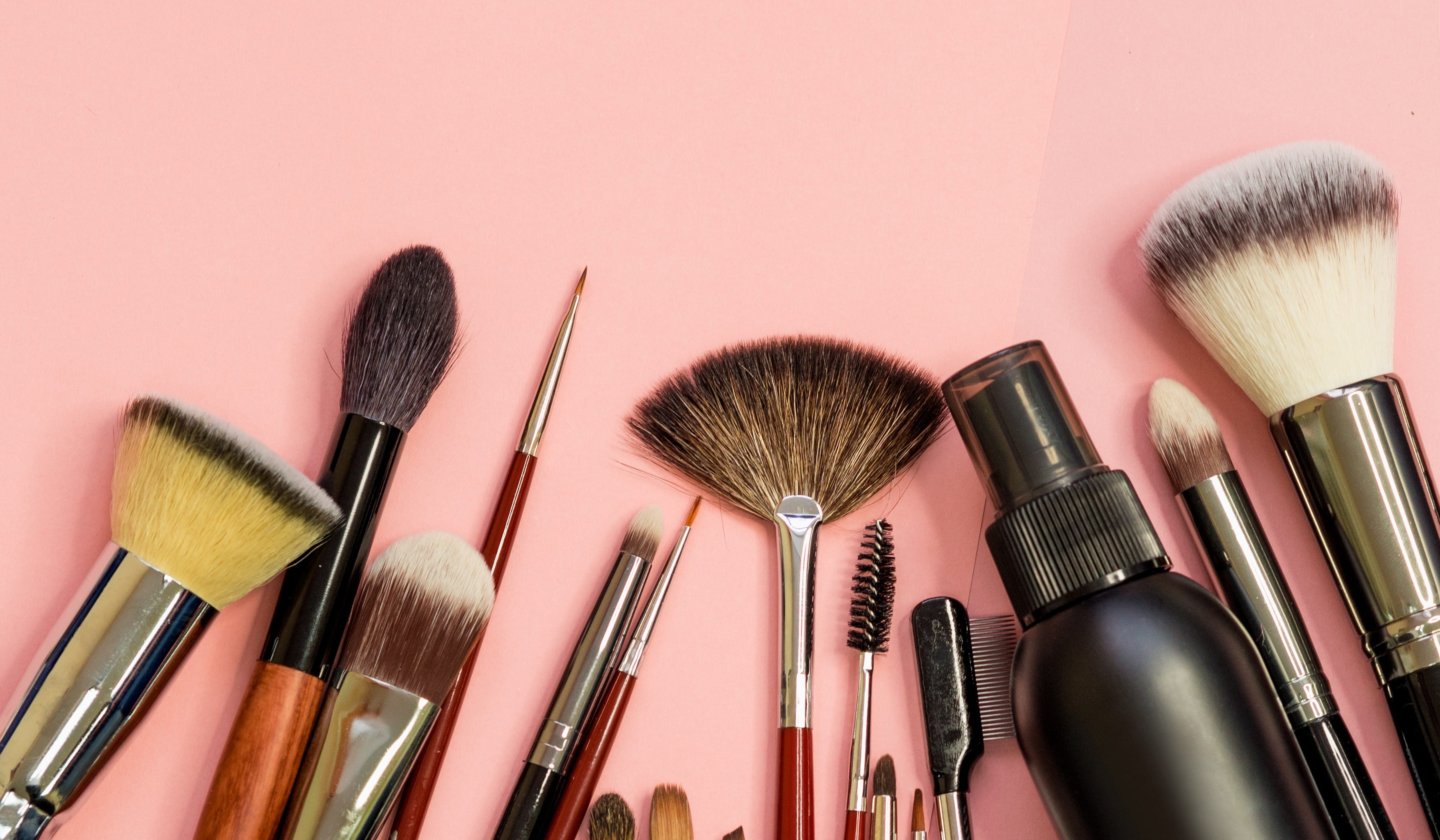 Clean Your Makeup Tools And Cosmetics