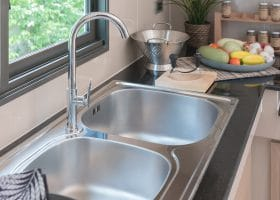 How to Organize Under Your Bathroom and Kitchen Sink