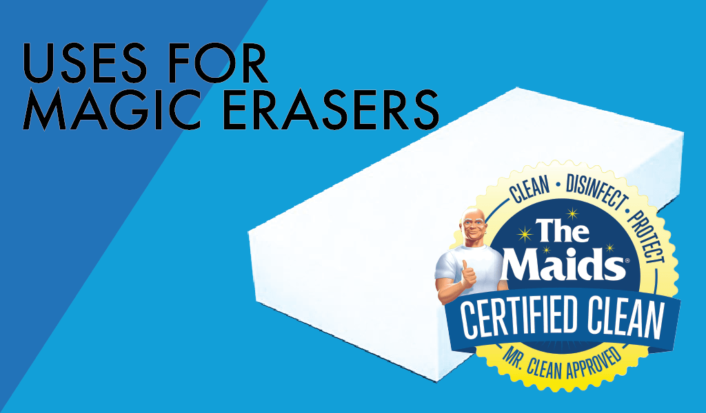 20 Uses for Mr. Clean Magic Erasers