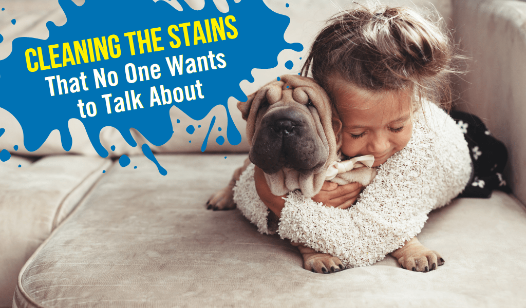 Cleaning the Stains that No One Wants to Talk About