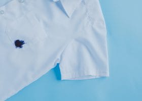 How to Remove Ink Stains From Clothes