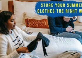 Store Your Summer Clothes the Right Way