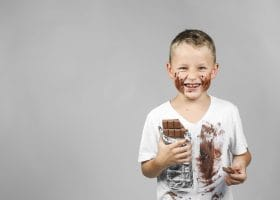 How To Remove Chocolate Stains From Clothes and Upholstery