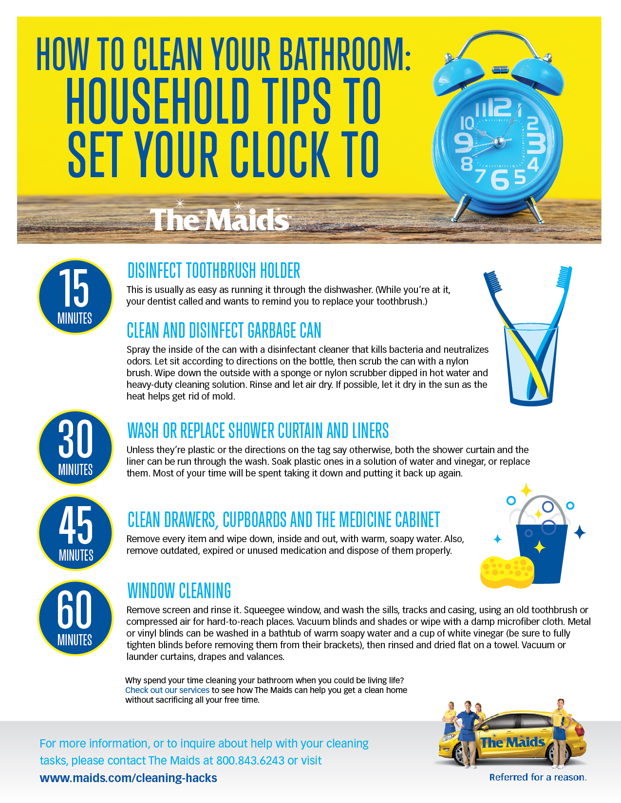 How To Clean Your Bathroom Fast Professional Cleaning Tips From