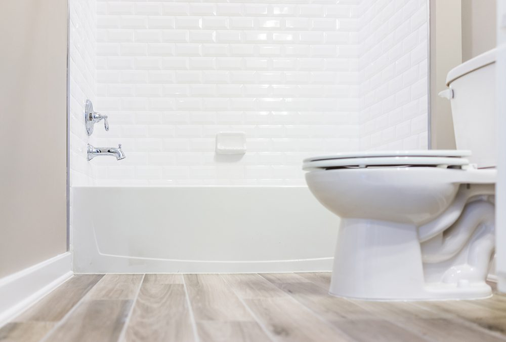Bathroom Flooring Ideas And Advice: How To Clean Your Bathroom Fast