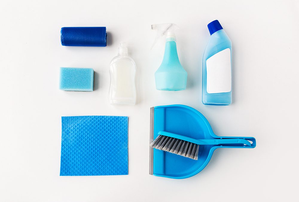 Housekeeping 101: Cleaning Supplies and Cleaning Products Recommended by The Maids