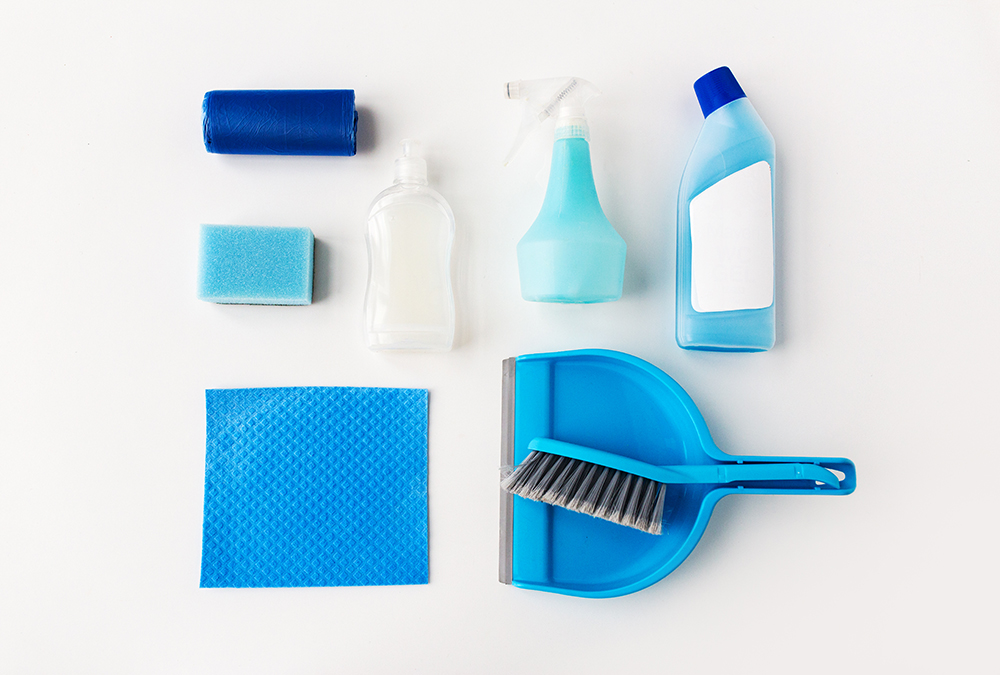 Featured Image for Housekeeping 101: Cleaning Supplies and Cleaning Products Recommended by The Maids