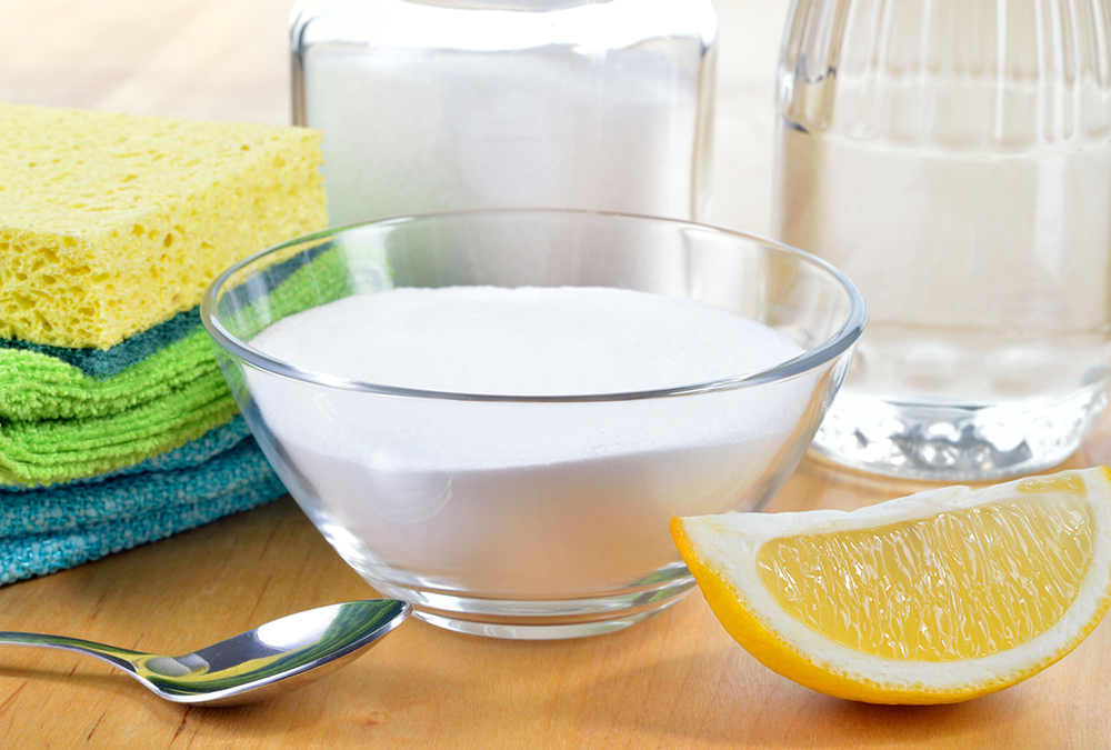 Featured Image for 3 Non-toxic Ways to Clean Mold with Natural Cleaners