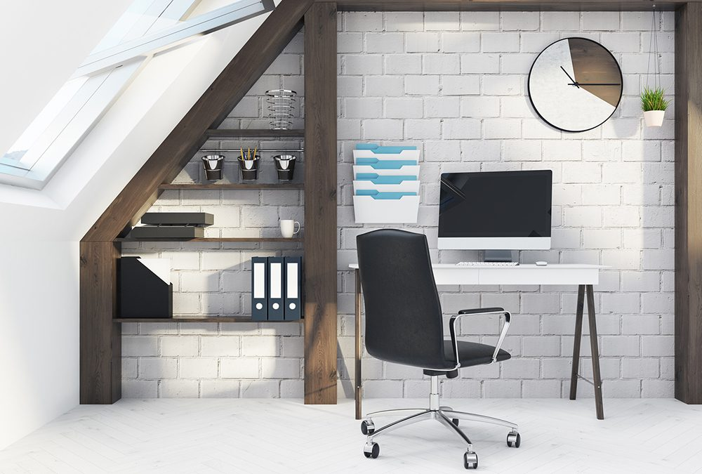 How to Clean Your Home Office