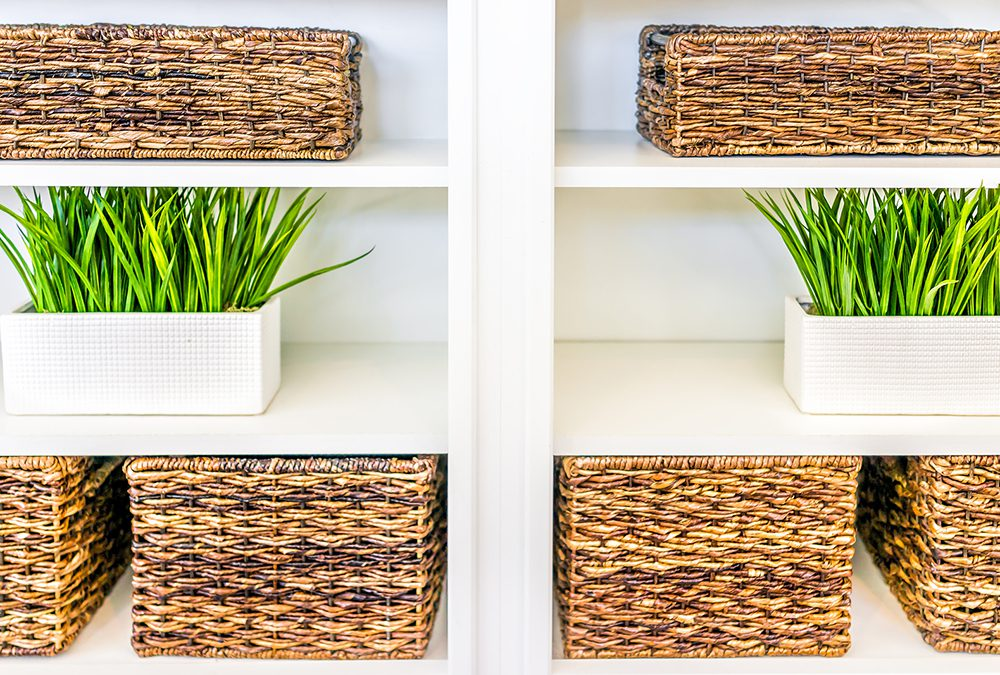 How to Organize to Increase Space in Your Home