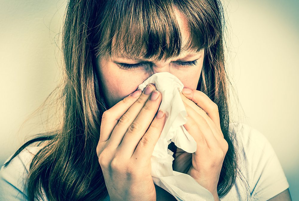 Housecleaning for Health: Prevent the Flu from Spreading in Homes