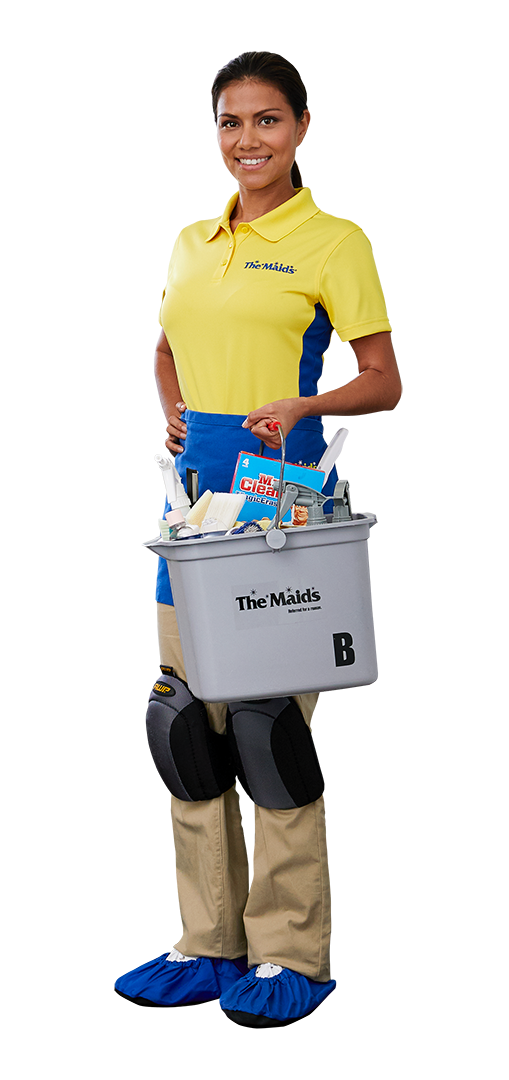 The Maids Housekeeping Service - The Maids in Burlington House Cleaning