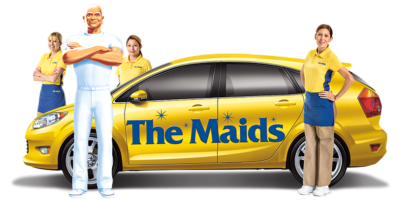 The Maids. The only service trusted by Mr. Clean.