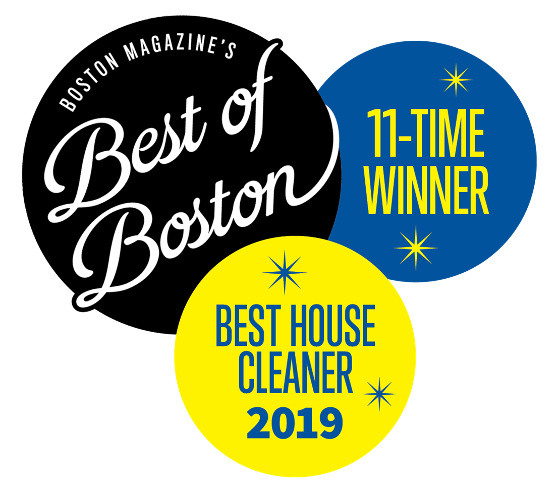 Best of Boston - Best House Cleaner - 11-Time Winner