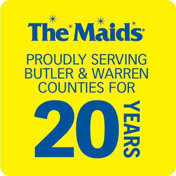The Maids - Proudly Serving Butler & Warren Counties for 20 Years